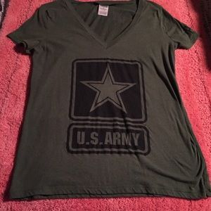 PINK ARMY tee🇺🇸